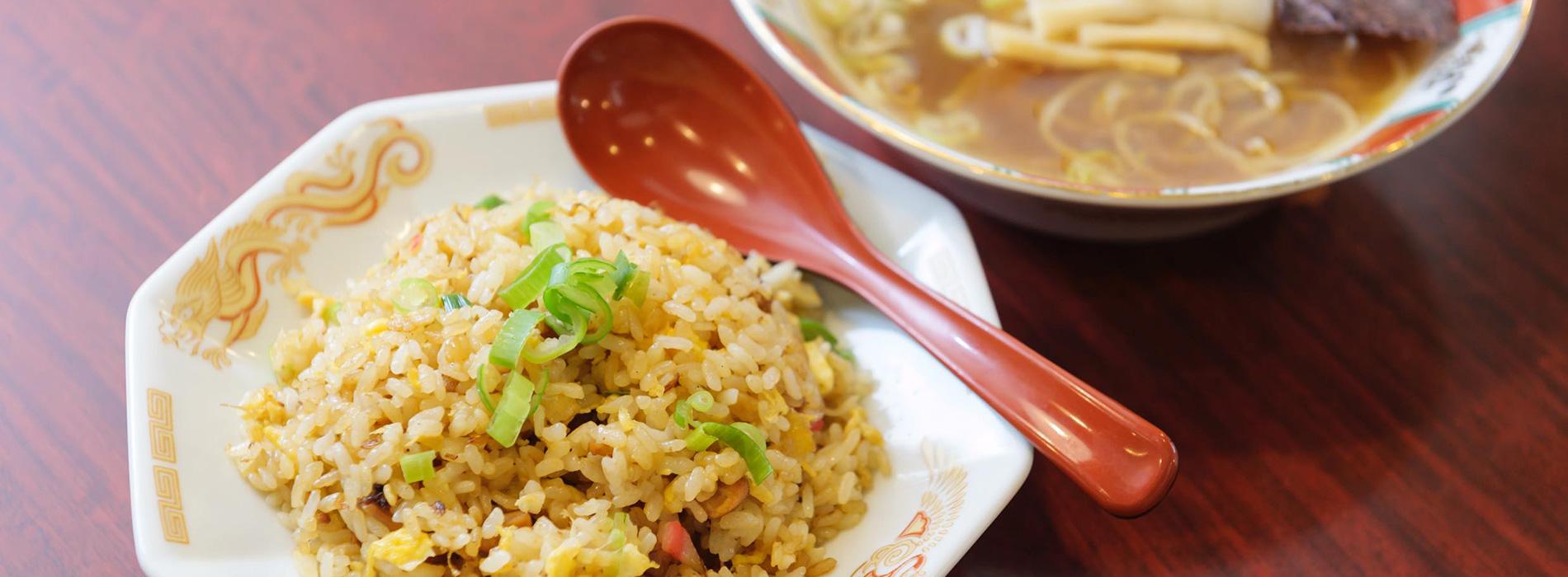 中華料理 味楽亭